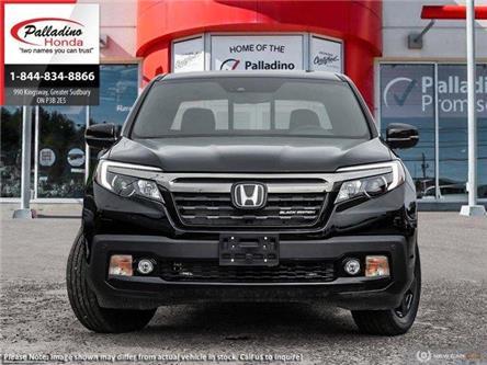 2020 Honda Ridgeline Black Edition (Stk: 22378) in Greater Sudbury - Image 2 of 22