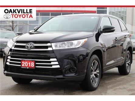 2018 Toyota Highlander LE (Stk: 291090A) in Oakville - Image 1 of 18