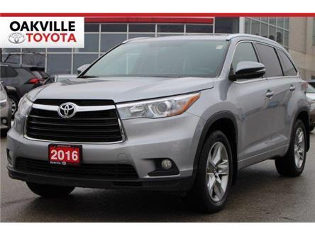 2016 Toyota Highlander Limited (Stk: LP4985) in Oakville - Image 1 of 19