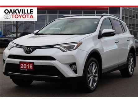 2016 Toyota RAV4 Limited (Stk: 20445A) in Oakville - Image 1 of 19