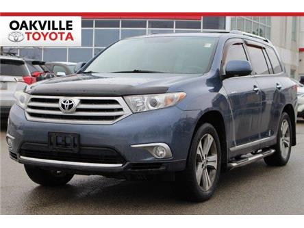 2011 Toyota Highlander V6 Limited (Stk: P8635) in Oakville - Image 1 of 6