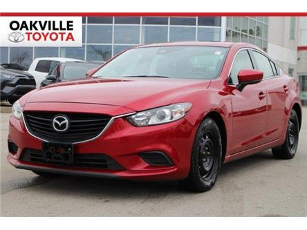 2017 Mazda MAZDA6 GS (Stk: 20451A) in Oakville - Image 1 of 17