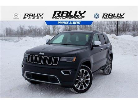 2018 Jeep Grand Cherokee Limited (Stk: V1144) in Prince Albert - Image 1 of 11