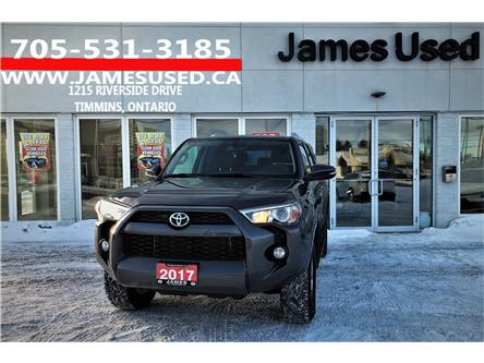 2017 Toyota 4Runner SR5 (Stk: P02725) in Timmins - Image 1 of 21
