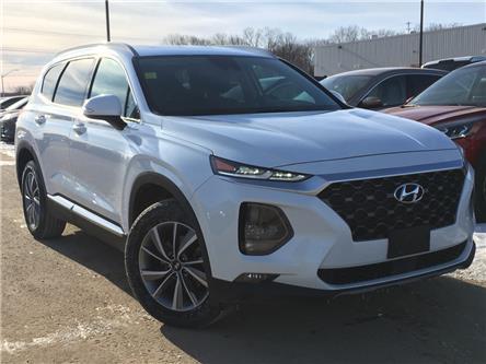 2019 Hyundai Santa Fe Preferred 2.4 (Stk: MT0502) in Midland - Image 1 of 17
