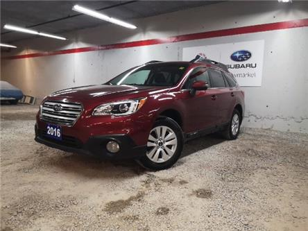 2016 Subaru Outback 2.5i Touring Package (Stk: P494) in Newmarket - Image 1 of 21