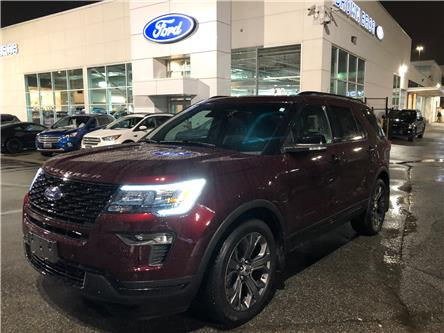 2018 Ford Explorer Sport (Stk: OP2031) in Vancouver - Image 1 of 27