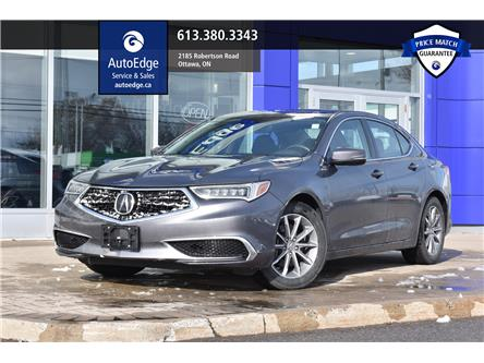 2019 Acura TLX Tech (Stk: A0060) in Ottawa - Image 1 of 30
