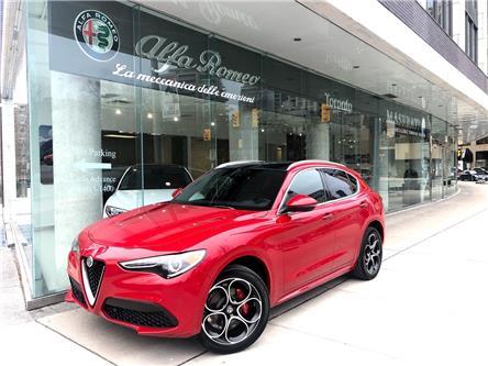 2020 Alfa Romeo Stelvio ti (Stk: 61AR) in Toronto - Image 1 of 28