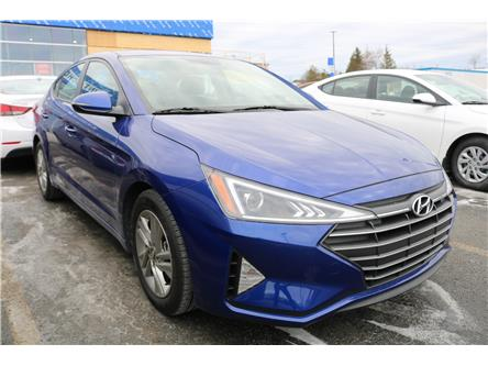 2020 Hyundai Elantra Preferred (Stk: 02534) in Saint John - Image 1 of 2