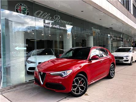 2020 Alfa Romeo Stelvio ti (Stk: 60AR) in Toronto - Image 1 of 31