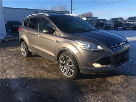 2013 Ford Escape Titanium (Stk: 9231A) in Wilkie - Image 1 of 22