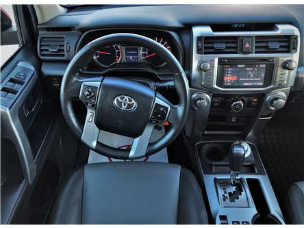 2016 Toyota 4Runner SR5 (Stk: N20188A) in Timmins - Image 2 of 21