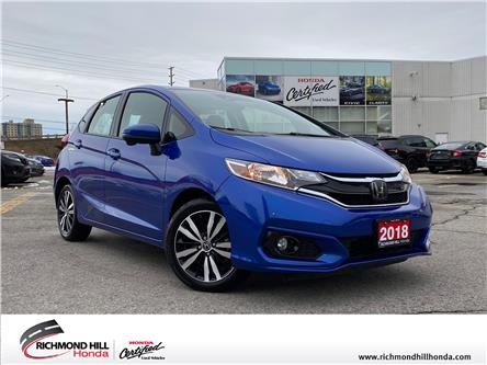 2018 Honda Fit EX-L Navi (Stk: 2179P) in Richmond Hill - Image 1 of 26