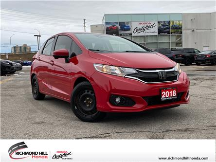 2018 Honda Fit EX-L Navi (Stk: 202442P) in Richmond Hill - Image 1 of 24