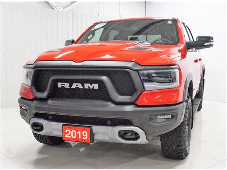 2019 RAM 1500 Rebel (Stk: M19132A) in Sault Ste. Marie - Image 1 of 26