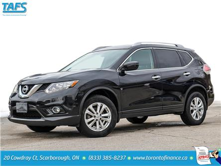 2016 Nissan Rogue  (Stk: SE1132) in Toronto - Image 1 of 27