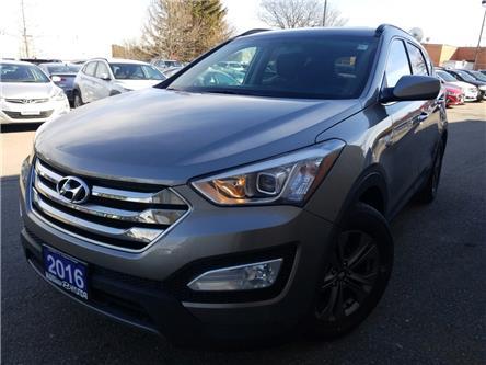 2016 Hyundai Santa Fe Sport  (Stk: OP10626) in Mississauga - Image 1 of 18
