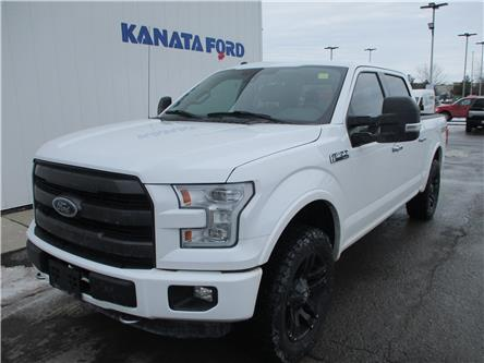 2016 Ford F-150 Lariat (Stk: 19-15211) in Kanata - Image 1 of 9