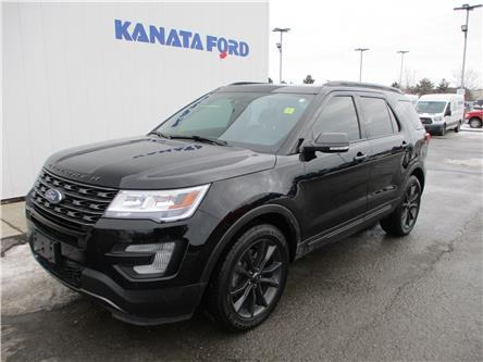 2017 Ford Explorer XLT (Stk: P48940) in Kanata - Image 1 of 15