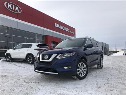 2017 Nissan Rogue SV (Stk: P0477) in Calgary - Image 1 of 7