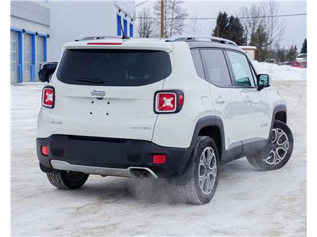 2015 Jeep Renegade Limited (Stk: T19-718A) in Dawson Creek - Image 2 of 16