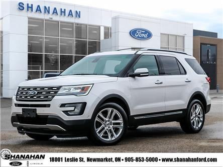 2017 Ford Explorer Limited (Stk: P51243) in Newmarket - Image 1 of 30