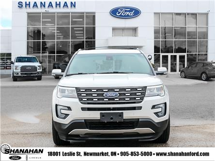2017 Ford Explorer Limited (Stk: P51243) in Newmarket - Image 2 of 30