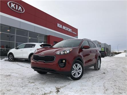 2019 Kia Sportage LX (Stk: 0SP2717A) in Calgary - Image 1 of 22