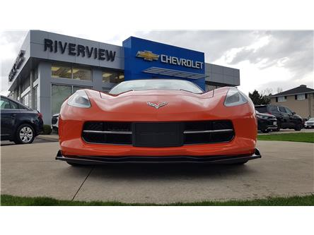 2019 Chevrolet Corvette Stingray Z51 (Stk: 19301) in WALLACEBURG - Image 1 of 11