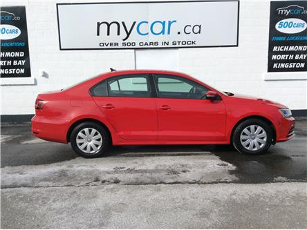 2016 Volkswagen Jetta 1.4 TSI Trendline+ (Stk: 200148) in North Bay - Image 2 of 20