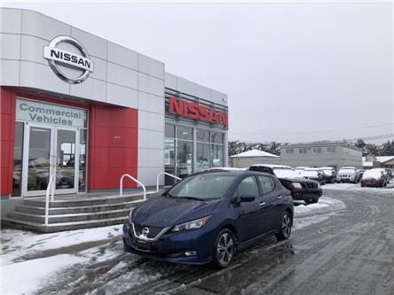 2020 Nissan LEAF SL PLUS (Stk: N01-1266) in Chilliwack - Image 1 of 16