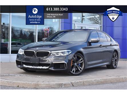 2018 BMW M550i xDrive (Stk: A0067) in Ottawa - Image 1 of 7