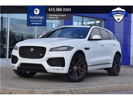2018 Jaguar F-PACE S (Stk: A0076) in Ottawa - Image 1 of 7