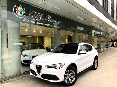 2020 Alfa Romeo Stelvio Base (Stk: 63AR) in Toronto - Image 1 of 28