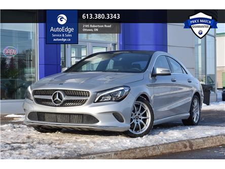 2018 Mercedes-Benz CLA 250 Base (Stk: A0137) in Ottawa - Image 1 of 30