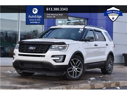 2017 Ford Explorer Sport (Stk: A0023) in Ottawa - Image 1 of 29
