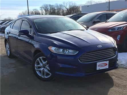2013 Ford Fusion SE (Stk: 964PTAA) in Midland - Image 1 of 17
