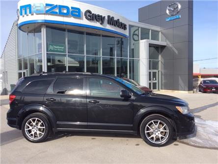 2013 Dodge Journey R/T (Stk: 19028B) in Owen Sound - Image 1 of 19