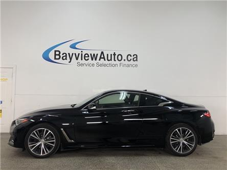 2017 Infiniti Q60 3.0T (Stk: 36387J) in Belleville - Image 1 of 29
