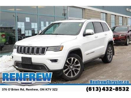 2018 Jeep Grand Cherokee Limited (Stk: P1725A) in Renfrew - Image 1 of 27