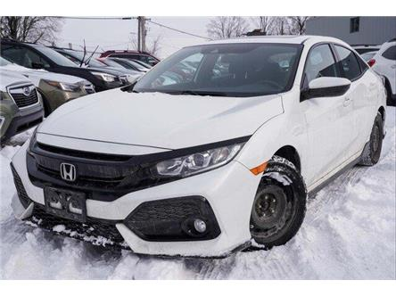 2017 Honda Civic Sport (Stk: P2208A) in Ottawa - Image 1 of 8
