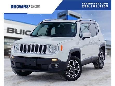 2015 Jeep Renegade Limited (Stk: T19-718A) in Dawson Creek - Image 1 of 16