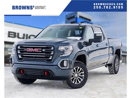 2020 GMC Sierra 1500 AT4 (Stk: T20-1051) in Dawson Creek - Image 1 of 18