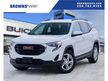 2018 GMC Terrain SLE (Stk: T20-1125A) in Dawson Creek - Image 1 of 16