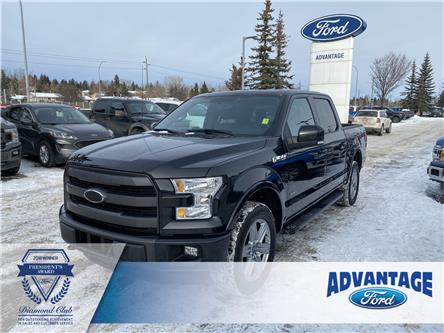 2015 Ford F-150 Lariat (Stk: K-1344A) in Calgary - Image 1 of 24