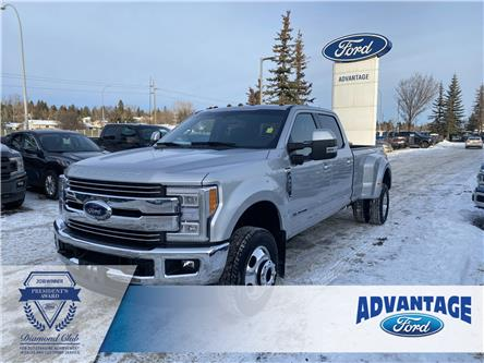 2018 Ford F-350 Lariat (Stk: K-1935A) in Calgary - Image 1 of 25