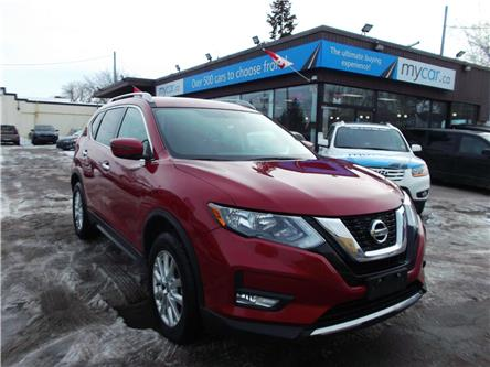 2017 Nissan Rogue SV (Stk: 200163) in North Bay - Image 1 of 13