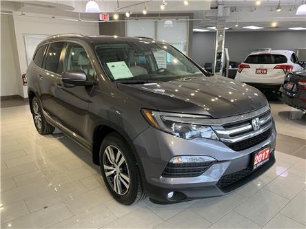 2017 Honda Pilot EX-L RES (Stk: 16656A) in North York - Image 1 of 25