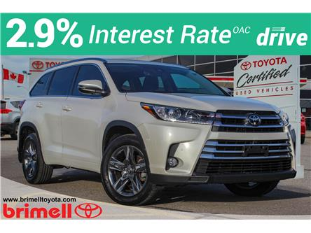 2017 Toyota Highlander Limited (Stk: 207958A) in Scarborough - Image 1 of 31